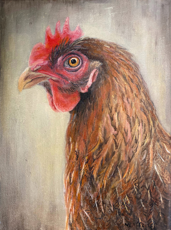 Affolter_Red Hen